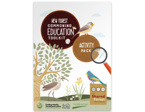 Activity Pack Title Page