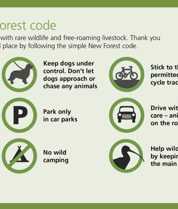 The New Forest code