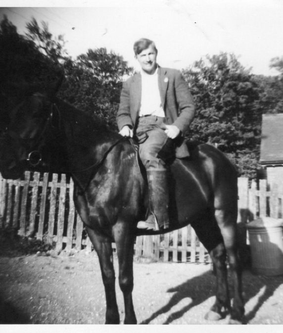 Albert Stride 1926-2021